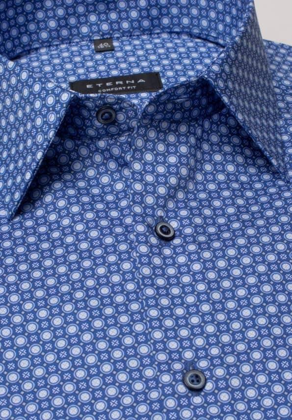 Mid-Season-Sale bei ETERNA, 30% auf ausgewählte Hemden / 20% auf Damen-Artikel ab Mindesteinkaufswert 49€