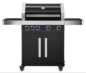 Gasgrill - Silvertree Saint Paul // Real
