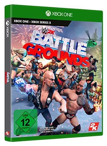 WWE 2K Battlegrounds für Xbox reduziert (Prime)
