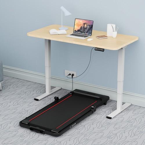 Schreibtisch, elektrisch höhenverstellbar (Doppelmotor,3xMemory,125Kg) inkl. Tischplatte