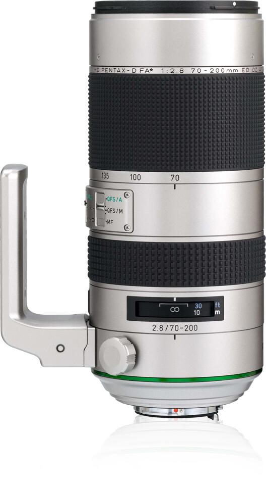 Pentax DFA 70-200mm F2.8 ED DC AW Objektiv (Silver Edition)