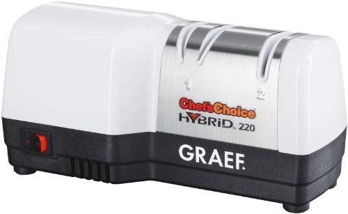 Messer schärfer Graef CC 80 (mit Gutschein 38,90€ möglich)