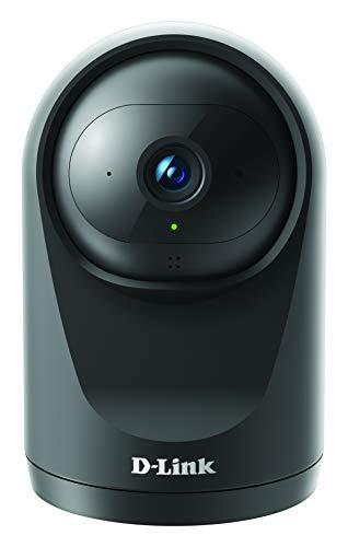 [Amazon.es] D-Link DCS-6500LH mydlink Compact Full HD Pan&Tilt Wi-Fi Camera (Nachtsichtfunktion, Bewegungs- und Geräuscherkennung)