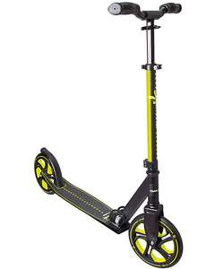 Muuwmi Scooter Pro lime 215 mm - Mit MyToys APP
