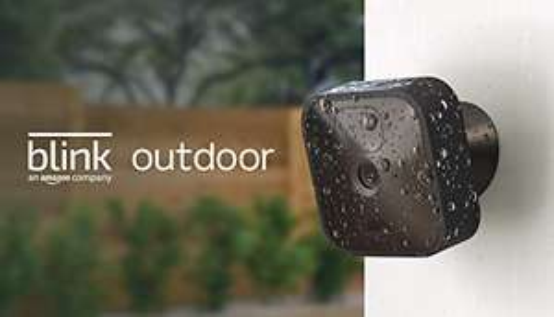 Blink Outdoor – kabelloses HD-Sicherheitskamera System
