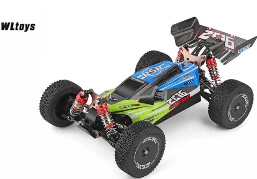 """WLtoys 144001, 1:14 Buggy mit 60km/h RTR, """"10 Tage Lieferzeit!"""""""