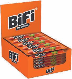 BiFi Original 22,5g Mini-Salami im 40er Pack für 19,99€