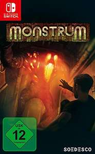 [amazon, MM, saturn] Monstrum - Nintendo Switch (Prime Versand frei)
