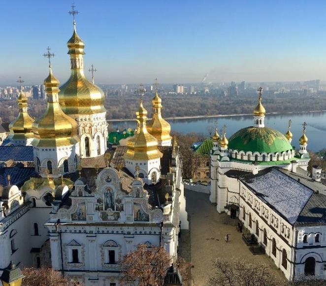 Flüge: Kiew / Ukraine (Juni) Nonstop Hin- und Rückflug mit Ryanair von Berlin für 9,98€