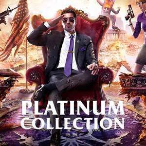 Platinum Collection: 3-7 Steam Spiele ab 9,99€ (u.a. DiRT Rally 2.0 GOTY, Prey, Wolfenstein, etc.)