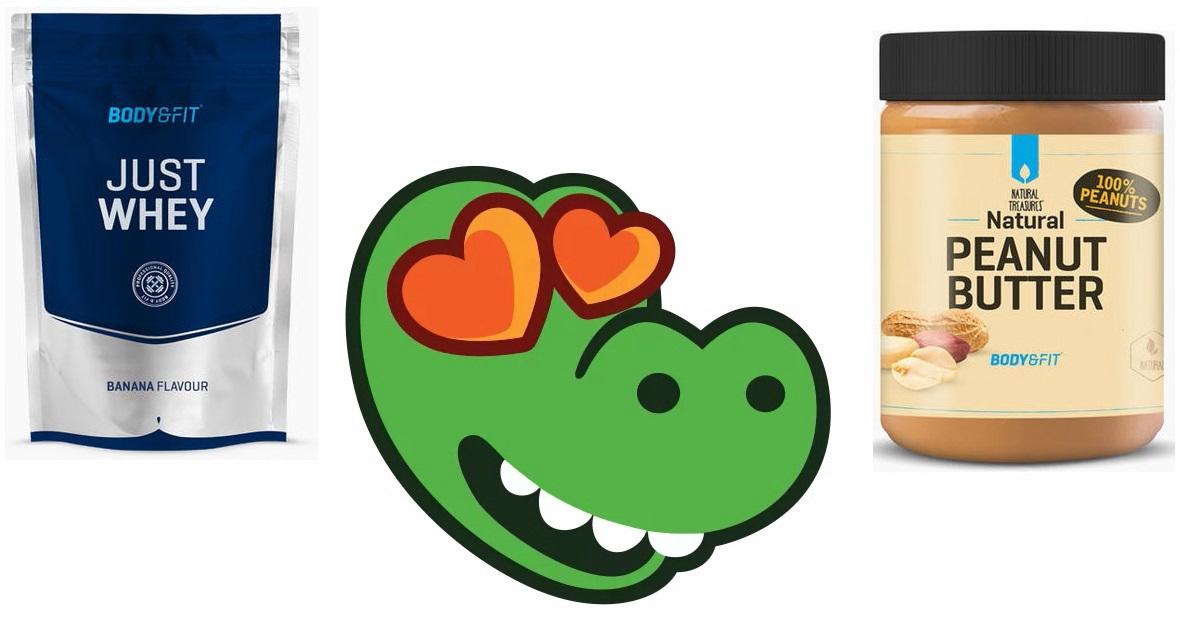 11kg Erdnussbutter für 30,39€ (2,76€/kg) | 3,96kg Whey + 1kg Erdnussbutter für 30,24 € (6,90€/kg) + 8% Cashback