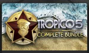 Tropico 5 - Complete Collection (Hauptspiel + alle 12 DLC für 4,99€ (Steam) bei Fanatical