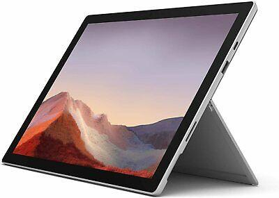 Microsoft Surface Pro 7, 12,3 Zoll - Platin Grau - (Intel Core i5, 8GB RAM, 256G