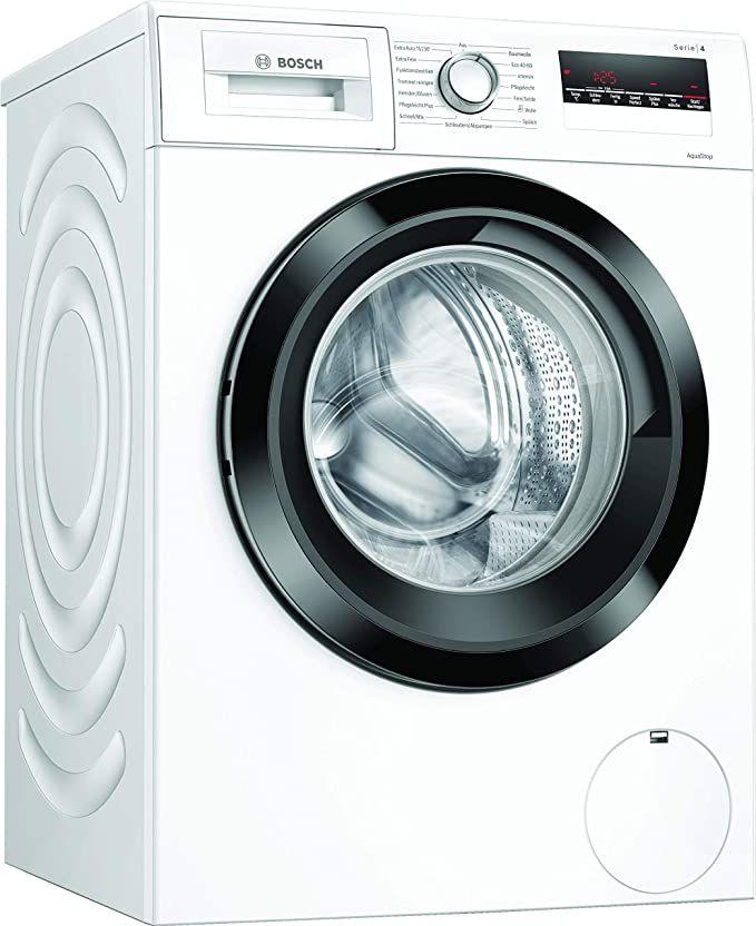 Bosch WAN28K40 Serie 4 Waschmaschine Frontlader / 1400 UpM / 8 kg /EcoSilence Drive™ / VarioTrommel