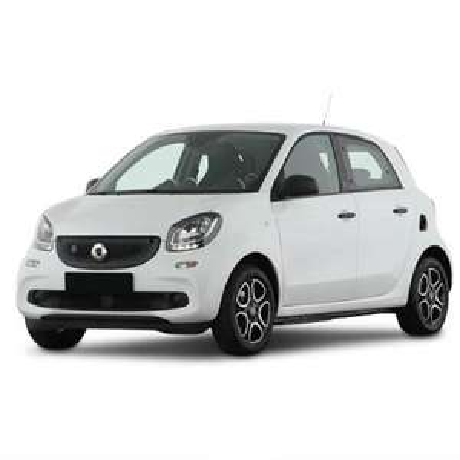 Auto Abo / Leasing Alternative // 18M 199€ p.M.all inkl. Versicherung // 9k km pa. // Smart fourfour EQ / Gebrauchtwagen