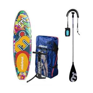 Mistral SUP Floral - SET LIMBO D STAND UP PADDLE