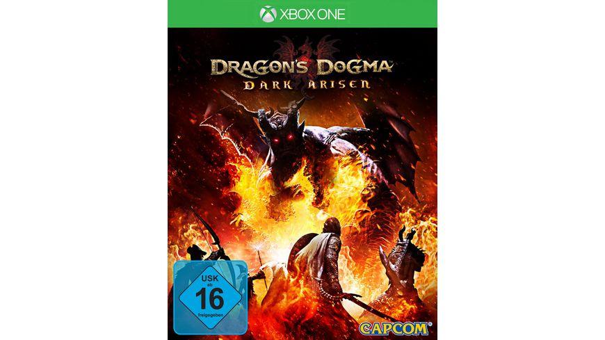 [Müller] Dragon's Dogma: Dark Arisen (X1) für 14.99 €!