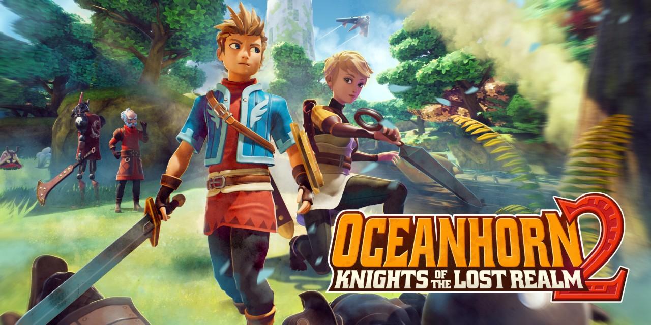 Oceanhorn 2 - Nintendo Switch (eshop)