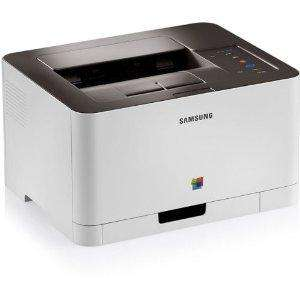 Samsung CLP-365W Farblaserdrucker für 96,49 € @Amazon.it