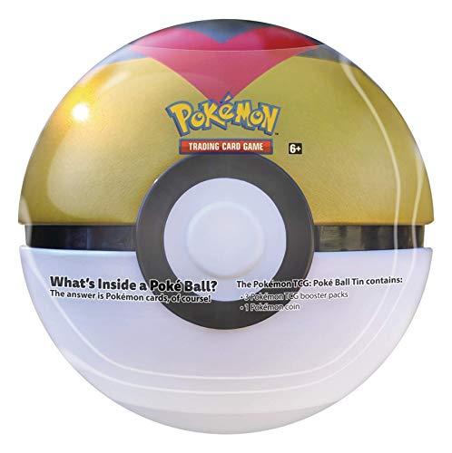 Amazon UK Prime - Pokémon TCG – Poke Ball Tin Serie 6 -