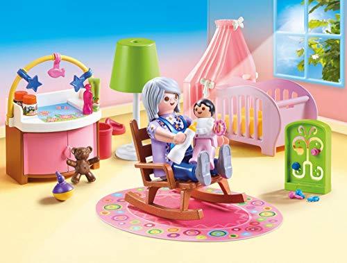 [Prime] PLAYMOBIL Dollhouse 70210 Babyzimmer, ab 4 Jahren
