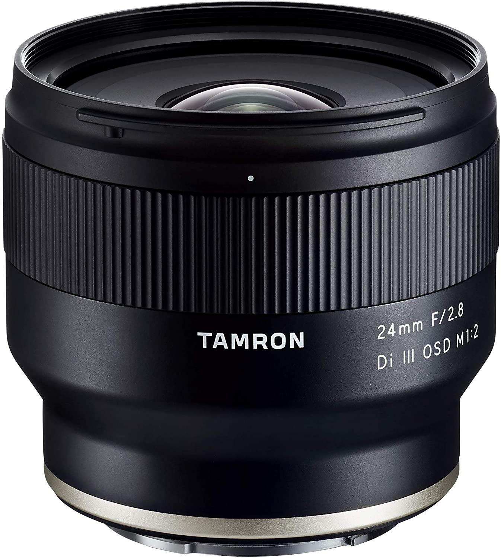 Tamron 24mm f2.8 Di III OSD 1:2 Macro Sony E-Mount - nur bis 23 Uhr