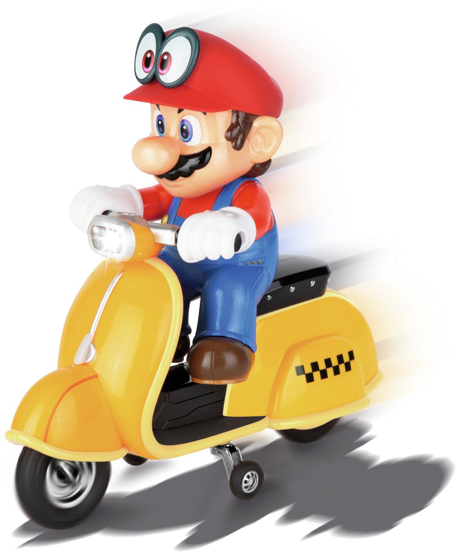 Carrera, RC, Super Mario, Odyssey Scooter (bei Abholung nur 22,22€)