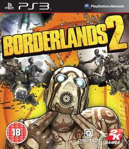[PSN UK] Borderlands 2 für 22,90€ bzw 19,99GBP