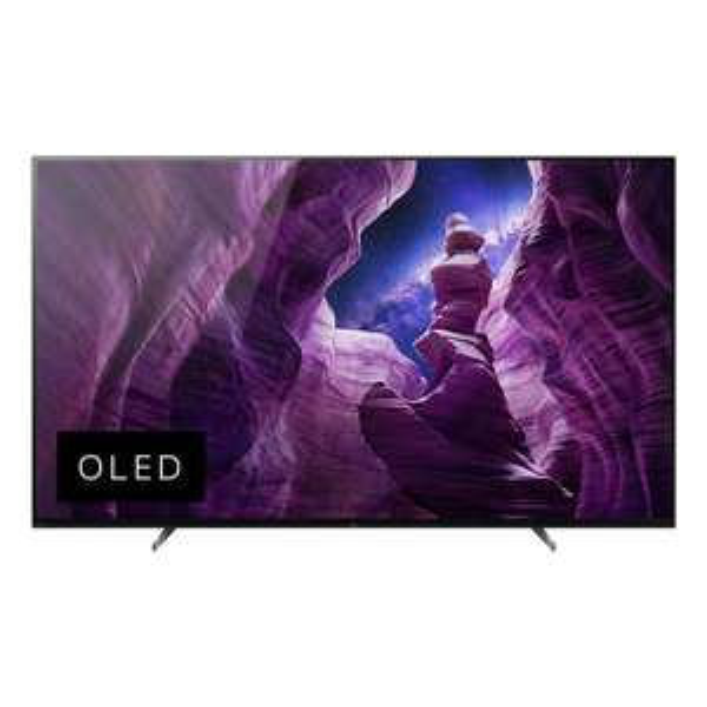 Sony KE65A89BAEP OLED TV (65 Zoll (164 cm), 4K UHD, Smart TV, USB-Aufnahme, Sprachsteuerung (Alexa, Google Assistant))