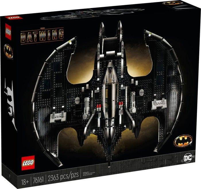 LEGO 76161 DC Super Heroes 1989 Batwing [Alternate] [Klemmbausteine]