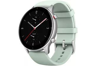 Amazfit Smartwatch GTR 2e in grün - 1,39'' AMOLED Aktivitätstracker für Fitness und Gesundheit