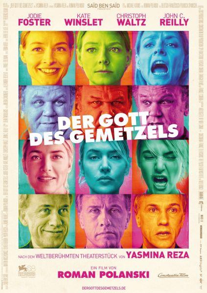 Roman Polanskis «Der Gott des Gemetzels» (IMDb 7,2 – RT 70%) mit Christoph Waltz kostenlos im Stream [ARD Mediathek]