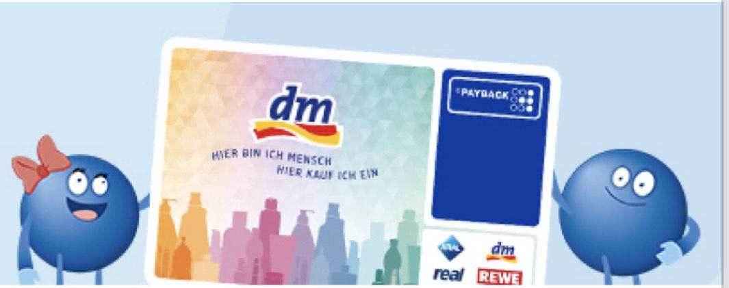 [Payback] 15fach punkten bei DM ab 2€ | gültig bis 30.06.2021