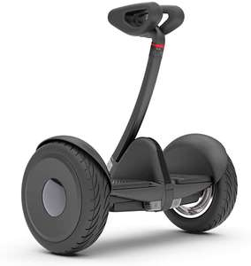 Segway Ninebot Mini black [vorbestellen] [Amazon] (keine Zulassung nach StVZO)