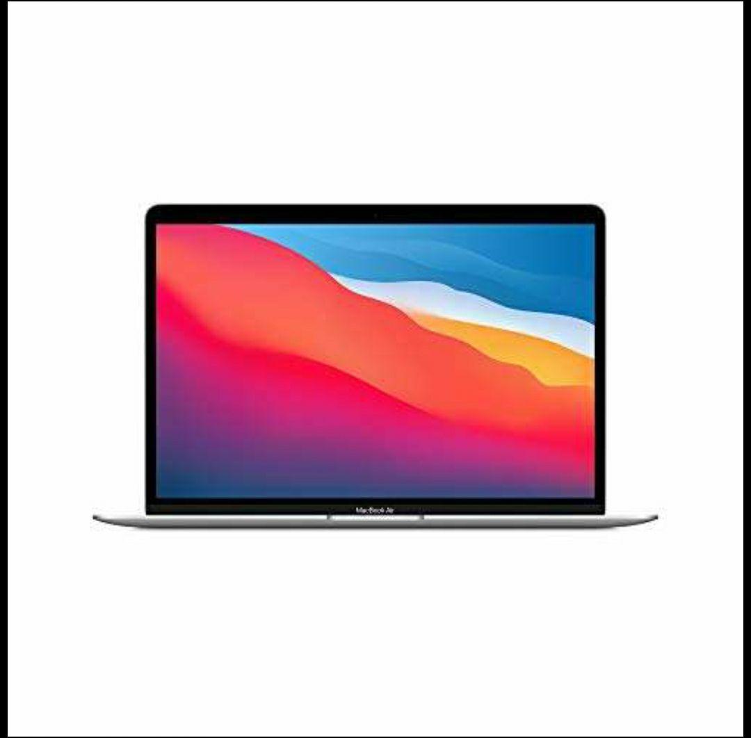 Apple MacBook Air mit Apple M1 Chip (13 Zoll, 8 GB RAM, 256 GB SSD) - Space Grau(November 2020)QWERTY TASTATUR Amazon.es
