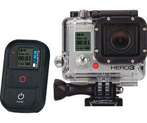 GoPro Hero3 Black Edition für 378,50 € @Amazon.es