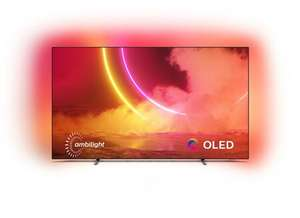 "Philips 55OLED805 55"" 4K UHD OLED-TV Ambilight mit Android TV"