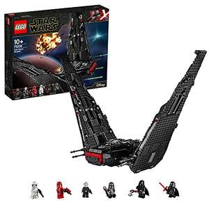 LEGO® Star Wars May the 4th 75256 Kylo Rens Shuttle™ | 84,99€ | amazon.de