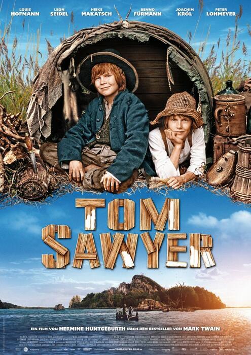 [ard mediathek] Tom Sawyer mit Heike Makatsch kostenlos im Stream | ab 6 Jahren