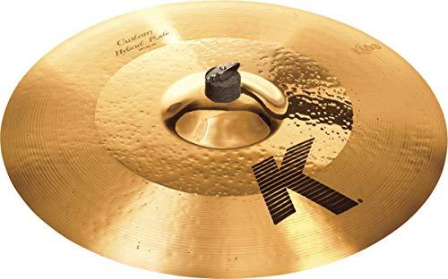 Zildjian K Custom Series - 20 Zoll Hybrid Ride Cymbal Amazon Prime