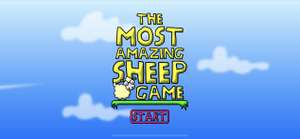 The Most Amazing Sheep IOS/ App Store Apple