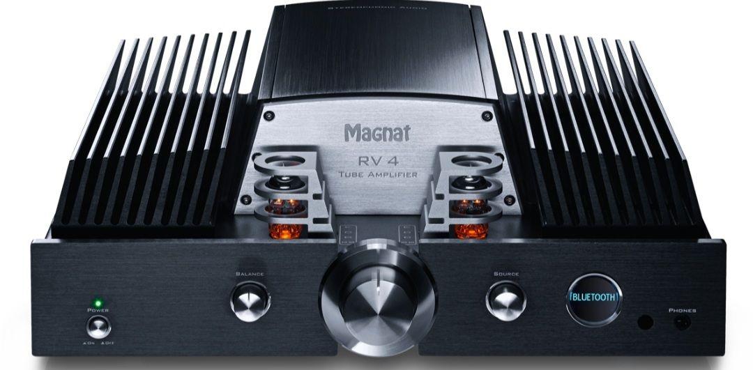 Magnat RV 4, Hybrid-Vollverstärker
