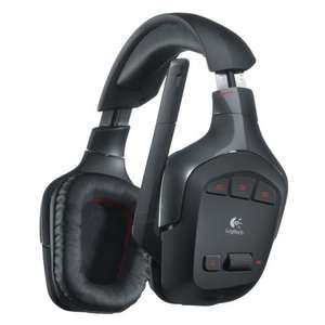 Logitech G930, kabelloses Gaming-Headset  mit Dolby 7.1-Surround-Sound @ Notebooksbilliger.de