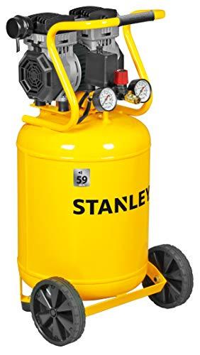 STANLEY - Vertikaler Kompressor Siltek 1,3 PS
