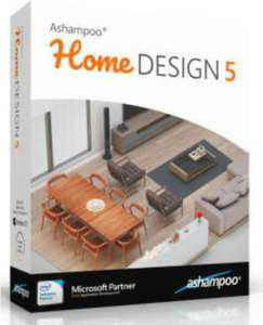 Ashampoo Home Design 5 [for PC]