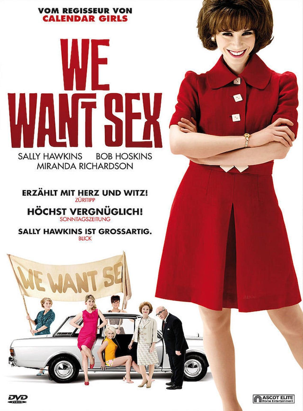 «We want Sex» (IMDb 7,2 – RT 80%) kostenlos im Stream [ARD Mediathek]