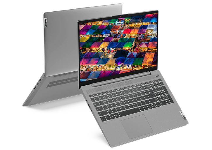 Lenovo Ideapad 5 mit 15,6 Zoll Full-HD IPS Display (300 nits), 8GB, 512GB, USB-C, Fingerprint, Bluetooth 5.1, WiFi 6, DOS