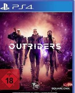 Outriders ps4 bei Netgames (Deutsche Version)
