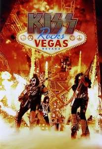 KISS rocks Vegas @ ARTE TV