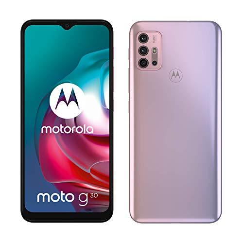 Motorola Moto G30 Pastel Sky / Dark Pearl (4/128GB) Android 11 LTE 4G